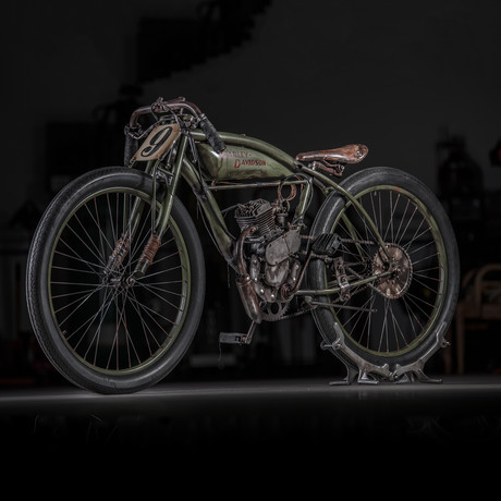 Harley Davidson Board Track Racer // Tribute Bike