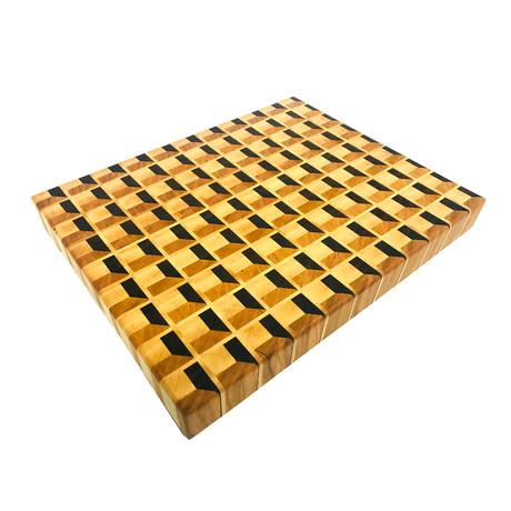 Chocolate Bar Board // Cutting Board