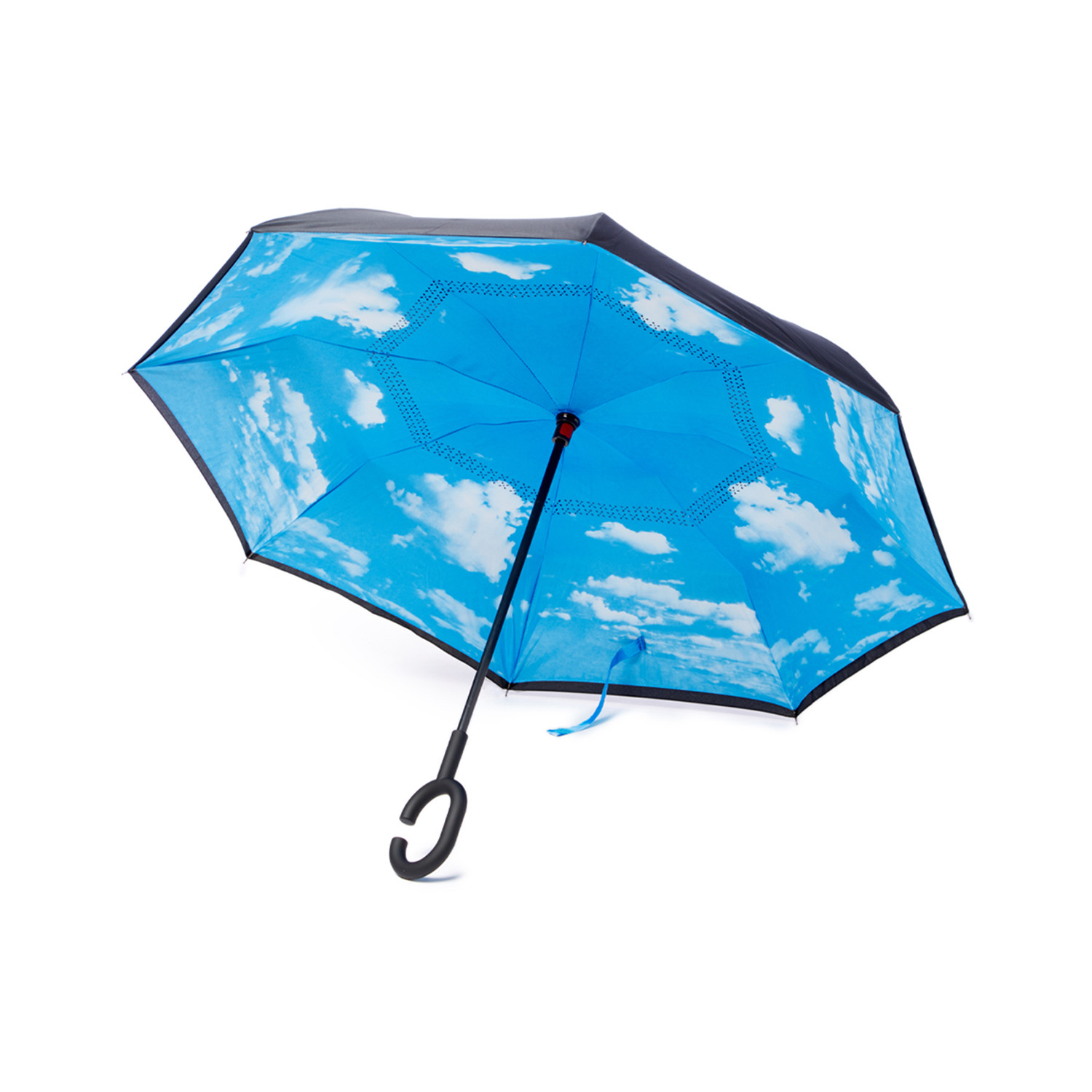 Upside Down Umbrellas // UU009 // Reversible