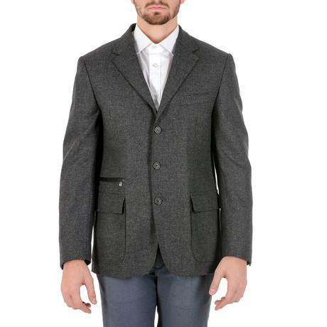 Titan RTW Jacket // Grey