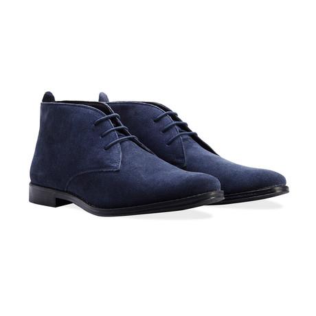 Desert Boot // Navy (UK 7)