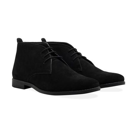 Desert Boot // Black (UK 7)