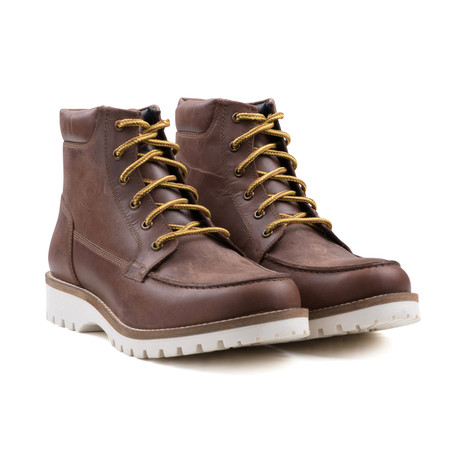 Apron Boot // Tan
