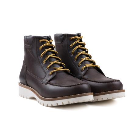 Apron Boot // Brown (UK: 6)