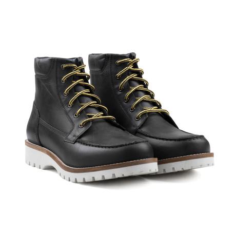 Apron Boot // Black (UK: 6)