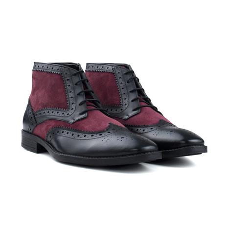 Bordo Gatsby Boot // Black (UK: 6)