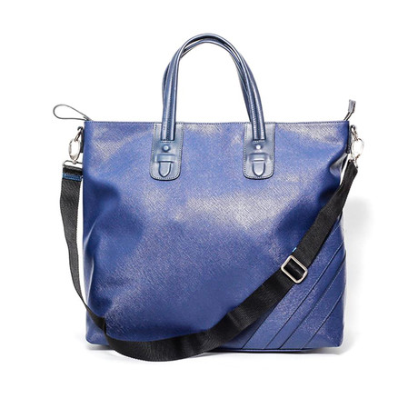 Terrance Zippered Tote // Primary