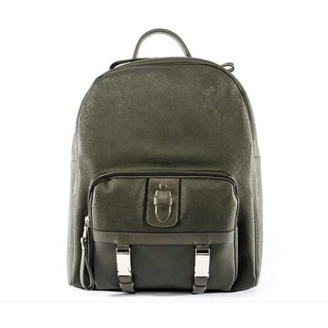 Everett Backpack // Military