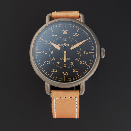 Bell & Ross WWI Heritage Automatic // BRWW192-HERITAGE // Store Display