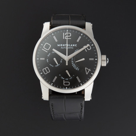 Montblanc Timewalker Automatic // Store Display