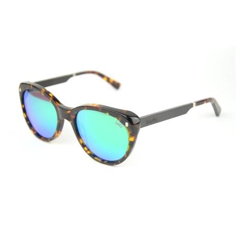 Dolly P. Polarized Sunglasses // Tortoise Acetate