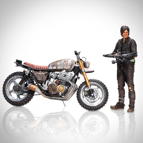 Daryl Dixon + Bike // Limited Edition Statue
