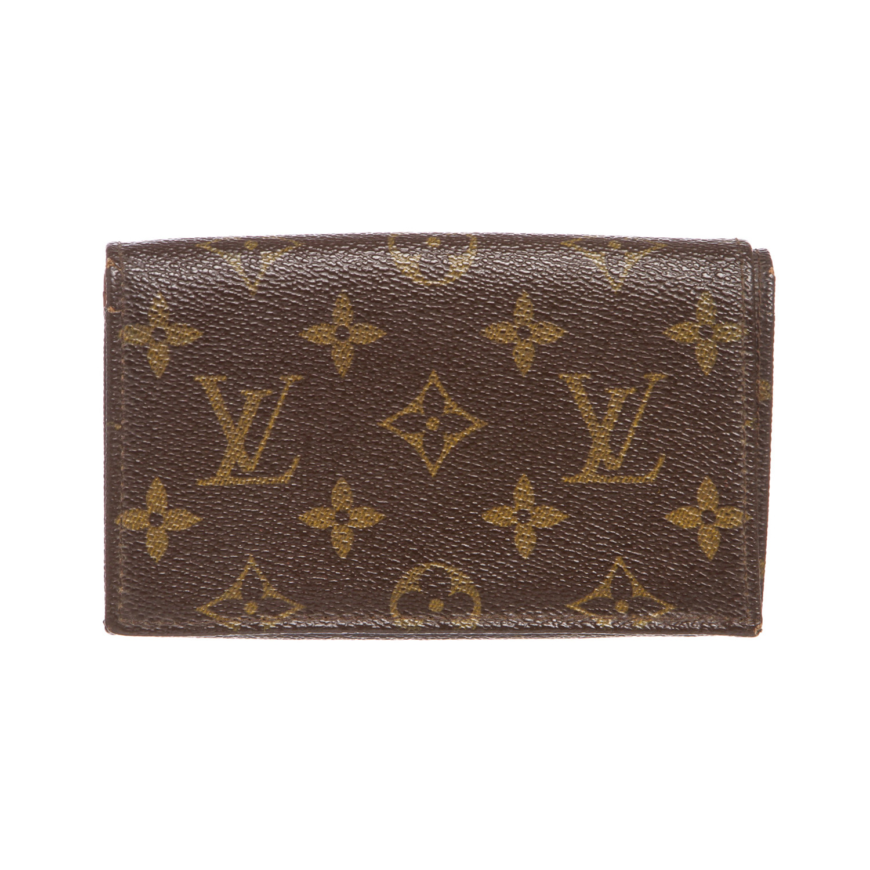 Louis Vuitton    Monogram Porte-Monnaie Billets Wallet    852    Pre ... 5346b6a9e41
