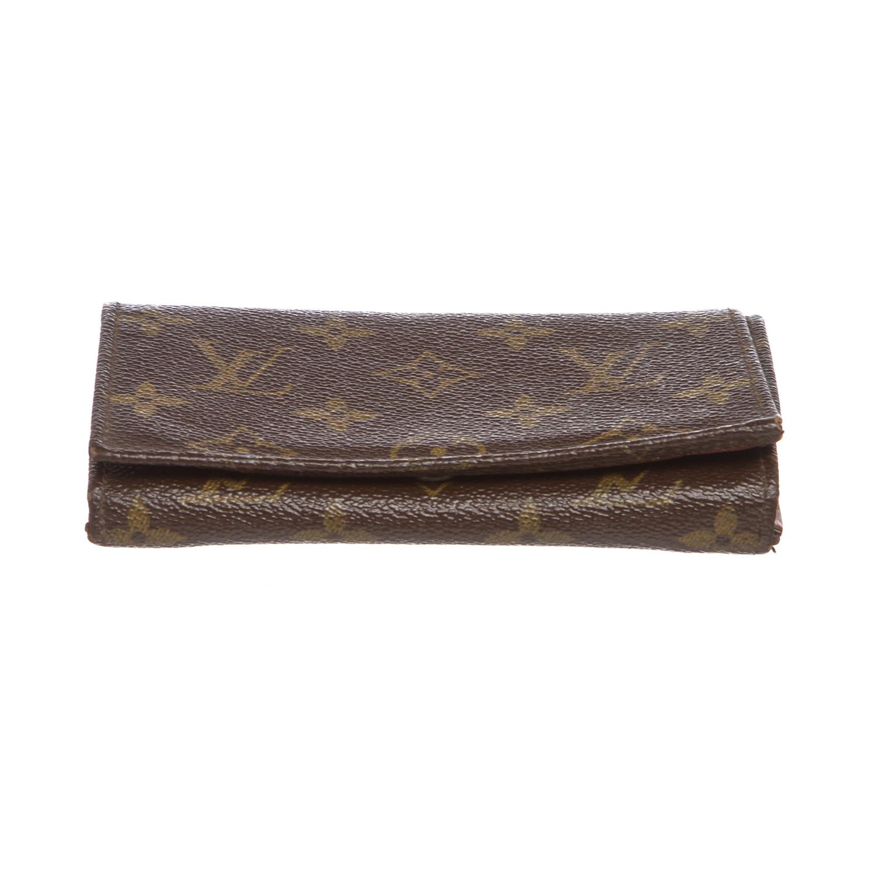 208b7485371 Louis Vuitton    Monogram Porte-Monnaie Billets Wallet    852    Pre