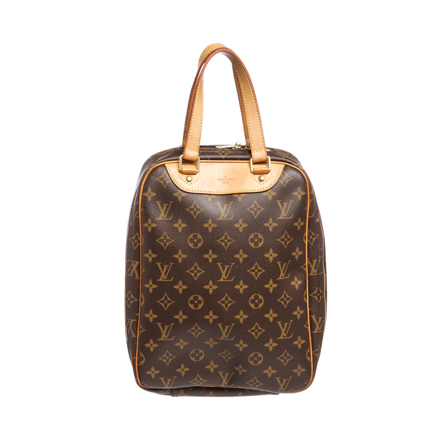 louis vuitton monogram excursion bag mb4037 pre owned louis vuitton goyard hermes. Black Bedroom Furniture Sets. Home Design Ideas