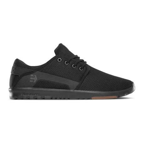 Scout Sneaker // Black + Black + Gum (US: 5)