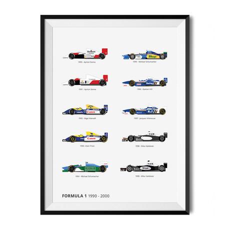 Formula One 1990's Winner