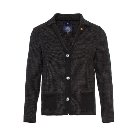 Knit Cardigan // Black