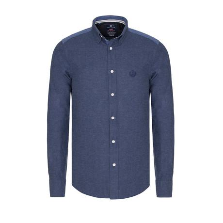 Shirt // Navy (2XL)