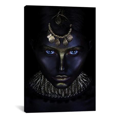 """Gold Of Maya // Ivan Kovalev (18""""W x 26""""H x 0.75""""D)"""