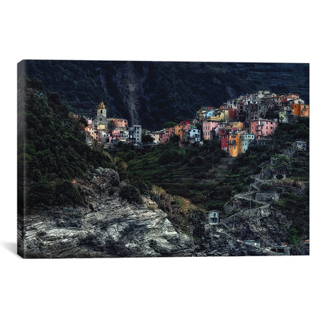 Village On The Rocks