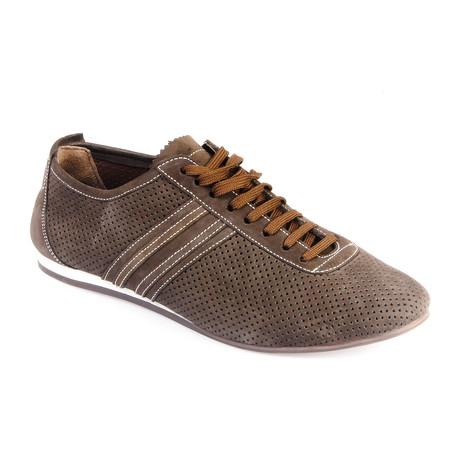 Ellis Shoe // Brown