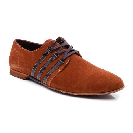 Irvine Shoe // Brown