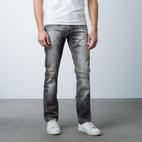 Torn Slim // Faded Grey (29WX32L)