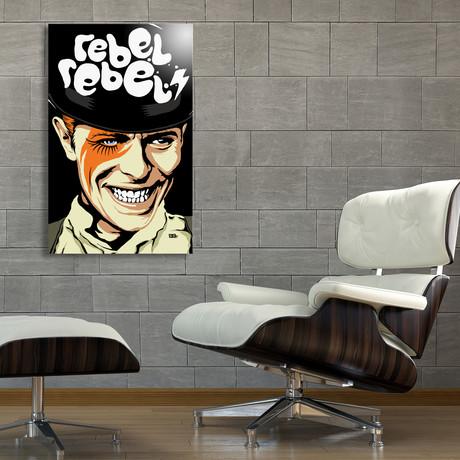 Rebel Rebel // Aluminum Print