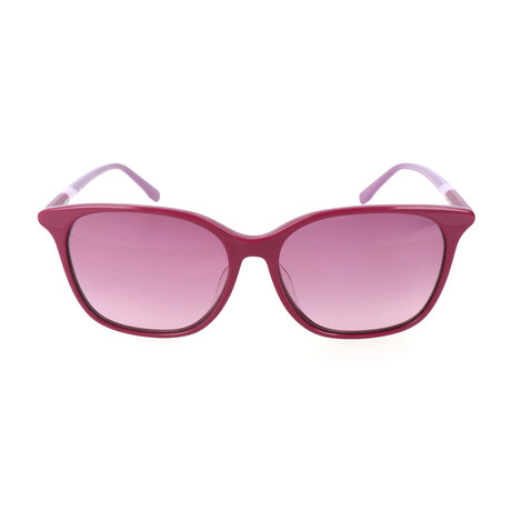 Women's L787S Sunglasses // Berry