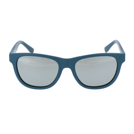 Rafter Sunglasses // Blue Aviation Matte