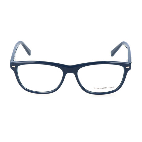 Igone Frame // Navy Blue (55mm)
