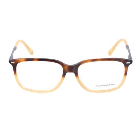 Caleb Optical Frame // Tortoise + Beige