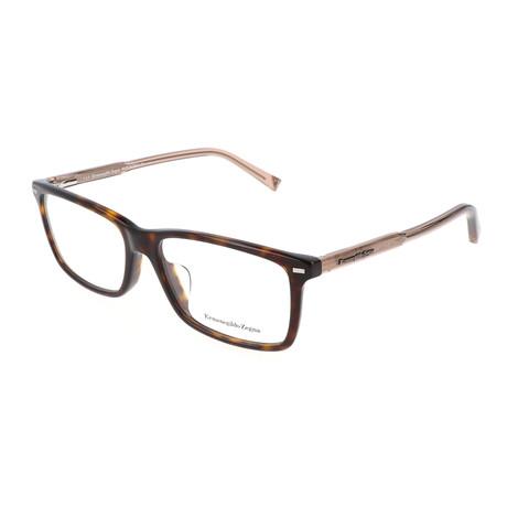 Men's EZ5008 052 Optical Frames // Dark Havana