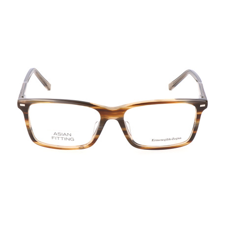 Isaias Frame // Brown Bone