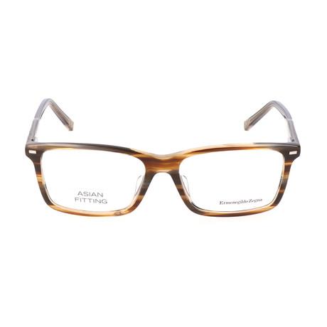 Saul Optical Frame // Brown Bone