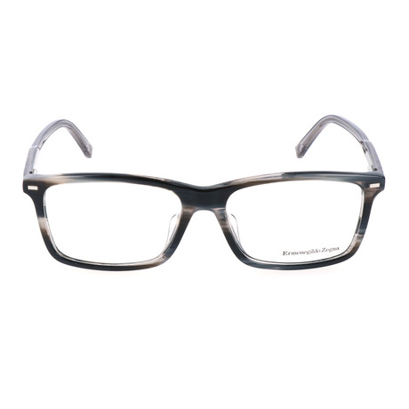 Isaias Frame // Black + Grey Bone