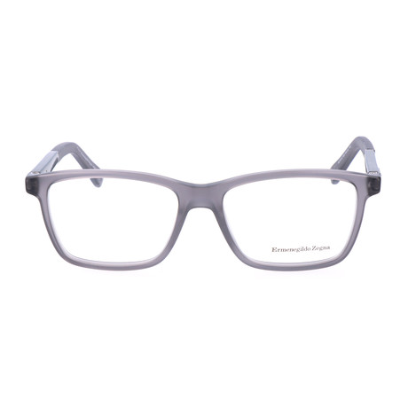 Faro Optical Frame // Grey Mist