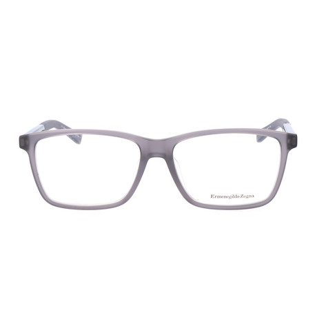Eron Optical Frame // Grey Mist
