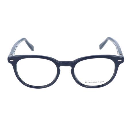 Matthew Optical Frame // Navy