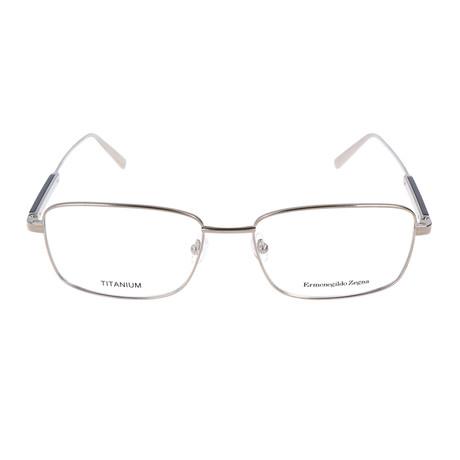 Gael Optical Frame // Silver