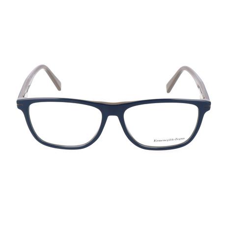 Bautista Optical Frame // Navy Blue