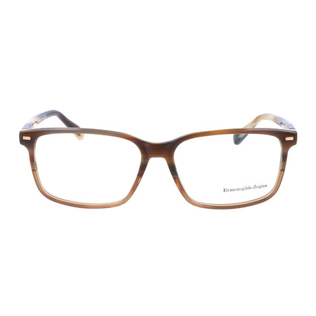 Milano Frame // Brown Bone
