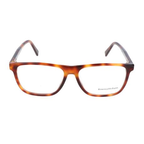 Vicente Optical Frame // Amber Tortoise