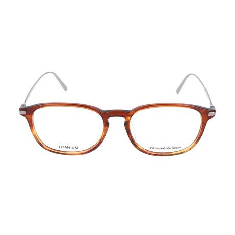 Iker Optical Frame // Amber