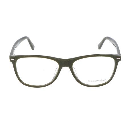 Cristo Optical Frame // Olive