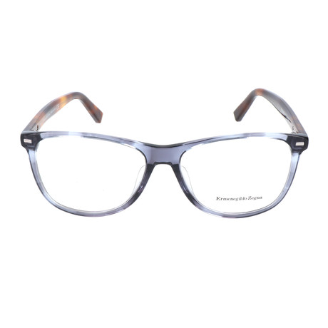 Esteban Optical Frame // Clear + Tortoise