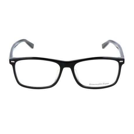 Maximo Optical Frame // Black
