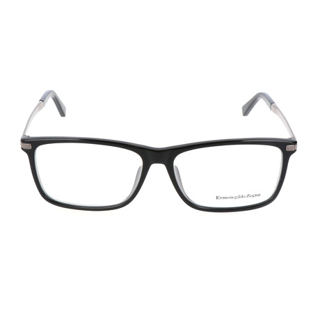 Santino Optical Frame // Black (54mm)