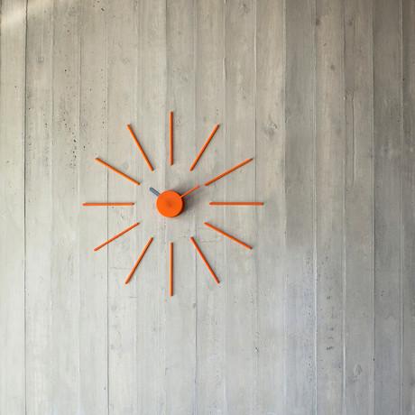 Klox // Orange + Gray